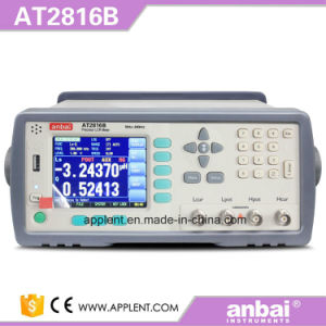 Digital Lcr Meter with SMD Test Fixture Hot Sale in 2016 (AT2816A) pictures & photos