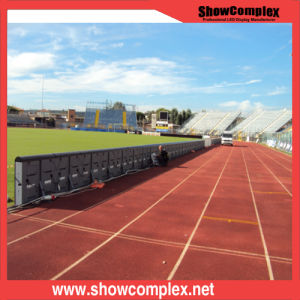 P10 Outdoor Stadium LED Display Screen pictures & photos