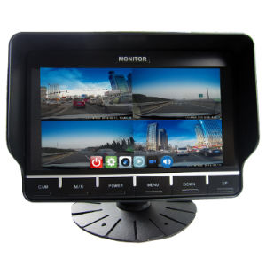 7 Inches Digital Quad View System pictures & photos