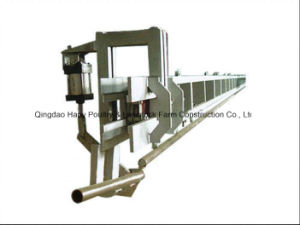Broiler Feeding Line with Automatic Farm Equipment in Prefab Steel Structure House pictures & photos