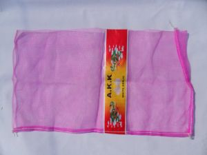 100% New HDPE Mesh Bag/Onion Bag/Fruit Bag/Harvest Bag pictures & photos