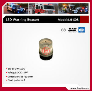 Strobe LED Warning Beacons (LH-S08) pictures & photos