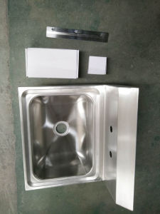 Stainless Steel Hand Sink for Washing Vegetable (WLH1414) pictures & photos