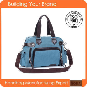 New Design Fashion Computer Lady Handbags (BDM161) pictures & photos