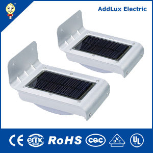 CE UL 2W Warm White LED Solar Power Street Light pictures & photos