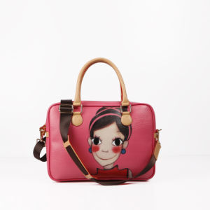Xy9907. Cartoon Ladies Handbags Designer Handbags Fashion Bag Handbag Computer Bag Shoulder Bag PU Bag