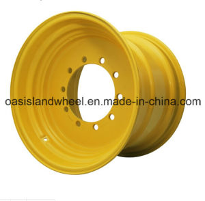 Fixed Centre Wheel Rims, Farm Steel Rims, Tractor Rims (Dw27X32 Dw20X32) for Harvester pictures & photos