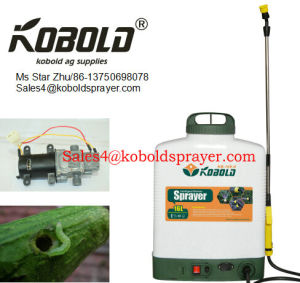 16L 20L Ce Certificated Knapsack Battery Sprayer pictures & photos
