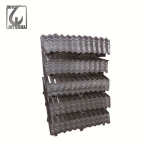 Jig3302 Hot Dipped Galvanized Corrugated Roofing Steel Sheet pictures & photos
