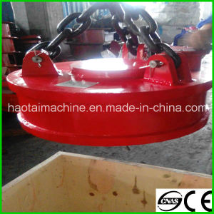 Steel Scrap Lifting Electromagnet Price pictures & photos