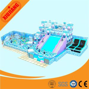 High Quality Adventure Play Equipment Ice Snow Theme pictures & photos