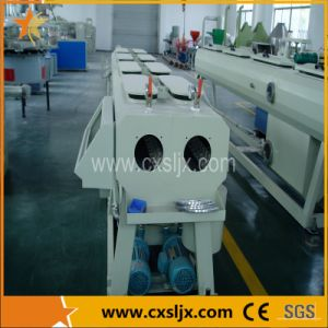 1 to 2 PVC Double Pipe Production Line Ce Certificated pictures & photos