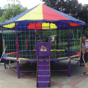 2017 Cheap and Good Quality Kids Trampoline pictures & photos