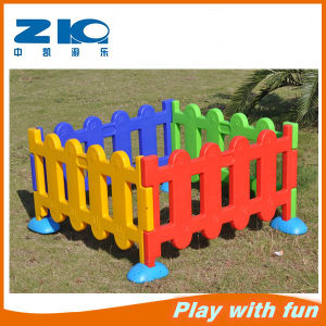 Indoor Playground Plastic Fence for Children Play Fun pictures & photos