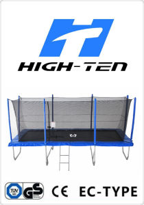 10X17ft Rectangle Trampoline pictures & photos