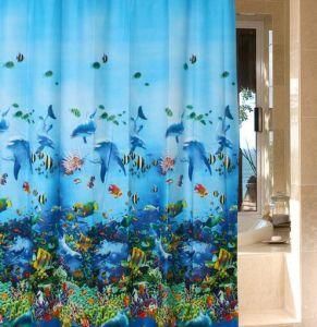 EVA, PEVA Shower Curtain pictures & photos