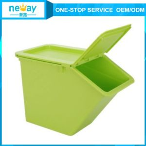 Green Fresh Warm Storage Plastic Box pictures & photos