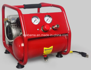 Tat-0704HP Silent Oil- Free Air Compressor (0.55HP 4L) pictures & photos
