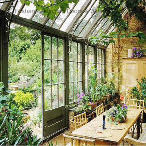 Wholesale Double Tempered Glass of Aluminum Sun Room (FT-S) pictures & photos