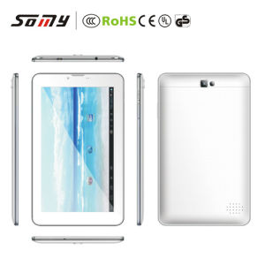 7 Inch Android Tablet PC with Spreadtrum Sc7731/1280*800 IPS