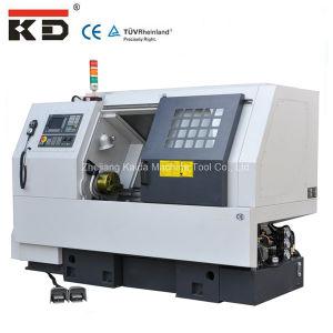 Precision Slant Bed CNC Lathe Machine Kdck-20A pictures & photos