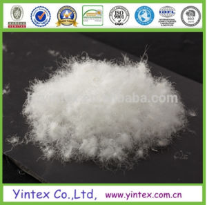 High Quality 90% Hungarian Washed White Goose Down pictures & photos
