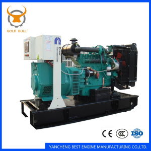 20kw-200kw Cummins Power Diesel Generator for Industrial Use