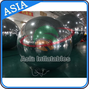 Hot Sell Decoration Inflatable Mirror Ball for Fashion Show pictures & photos