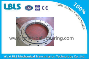Steel Tapered Slewing Bearing Double Row Metal Cage 013.30.630