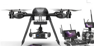 Unmanned Aerial Vehicle Mechanical Parts pictures & photos