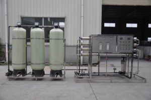 RO Pure Water Treatment Plant RO-1000j (1000L/H) pictures & photos