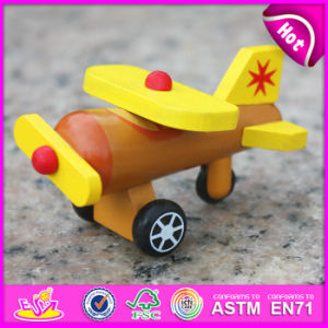 2015 Wooden Toy Airplane for Baby, New Wooden Kids Toy Airplane, Airplane Toy Wood for Children, Flying Wooden Plane Toy W04A199 pictures & photos
