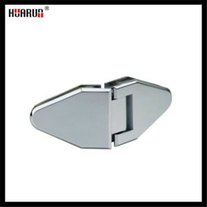 new design stainless steel glass hinges with 135 degree(HR1400B-4) pictures & photos