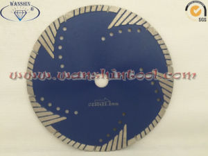 230mm Granite Turbo Diamond Saw Blade Sandstone Saw Blade pictures & photos