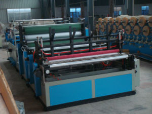 Edge Trimming Towel Paper Roll Processing Machine pictures & photos