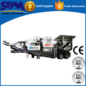 New Product Mobile Crushing/Screening Equipment pictures & photos