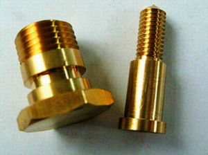 CNC Machining Parts with Surface Spray