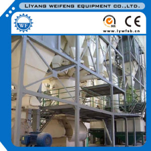 10t/H Chicken Pig Cow Feed Pellet Production Line pictures & photos