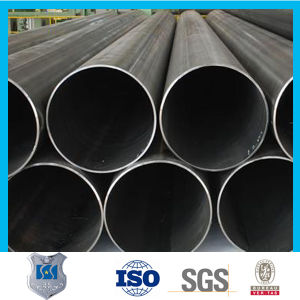 Welded ERW Steel Pipe / Tube with Low Price