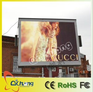 P6 Outdoor Full Color LED Display pictures & photos