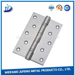 Stainless Steel Precision CNC Metal Stamping Door Hinges pictures & photos