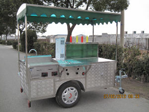 China, New, Snack, Food, Mobile, Hotdog, Booth, Vending, Trailer, Cart pictures & photos