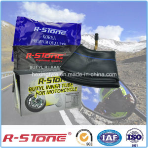 High Quality Butyl Motorcycle Inner Tube 3.00-8 pictures & photos