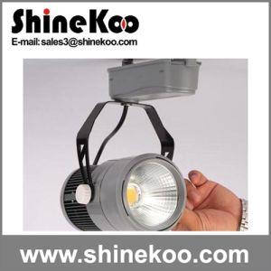 Aluminium 30W LED Spotlight (SELTR02-30W) pictures & photos