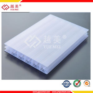 White Plastic Sheeting, Triplewall Polycarbonate Sheet pictures & photos