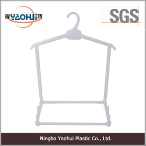 New Style Plastic Frame Hanger for Baby Cloth pictures & photos