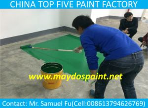Maydos Building Coating Usage and Epoxy Main Raw Material Floor Coating System pictures & photos