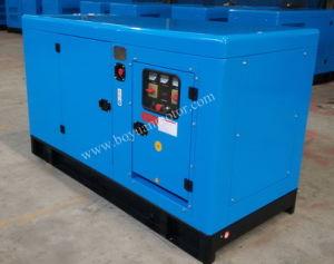Ricardo Engine Mechanic Control Board Portable Silent Diesel Generator 50kw pictures & photos