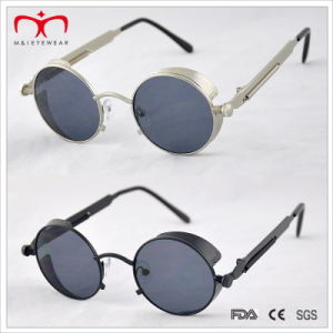 Special Design Retro Round Frame Sunglasses (MI213) pictures & photos