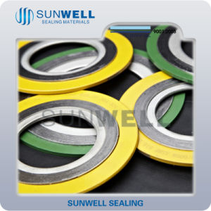 Metal Full Face Gasket for Flange Pipe and Valve pictures & photos